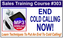 End Cold Calling Now
